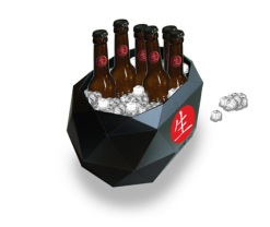 origami beer cooler IKIbeer j.p.meulendijks
