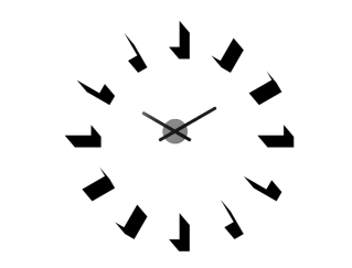shadow time wallclock nextime j.p.meulendijks