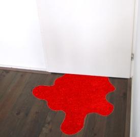 splash doormat presenttime j.p.meulendijks
